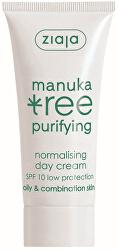 Denný krém SPF 10 normalizujúci Manuka Tree Purifying