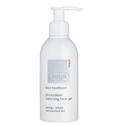 Fyziologický čistiaci gél pre atopickú a alergickú pleť Lipid Care 200 ml