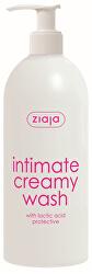Krémová intimní hygiena s kyselinou mléčnou 500 ml