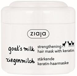 Maska na suché a matné vlasy s keratinem Goat`s Milk 200 ml