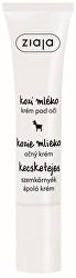 Očný krém pre suchú pleť Goat`s Milk 15 ml