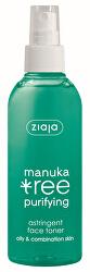 Pleťové tonikum sťahujúce póry Manuka Tree Purifying 200 ml