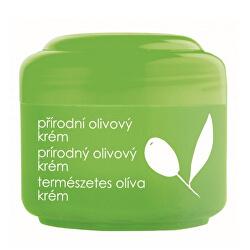 Pleťový krém pre normálnu a suchú pleť Natural Olive 50 ml