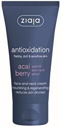 Regenerační a hydratační krém na obličej a krk Acai Berry (Nourishing and Regenerating Face and Neck Cream) 50 ml