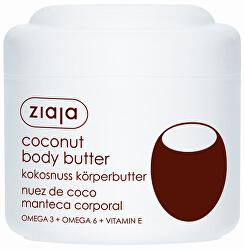 Tělové máslo Coconut 200 ml