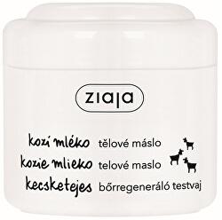 Tělové máslo Goat`s Milk 200 ml