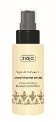 Vyhlazující sérum pro suché a poškozené vlasy Argan & Tsubaki Oils 50 ml