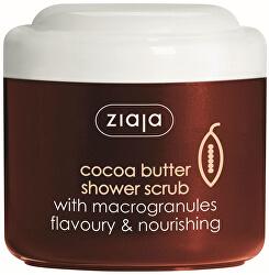 Vyživující sprchový peeling Cocoa Butter 200 ml