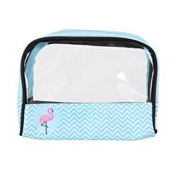 Kozmetikai táska - Flamingo