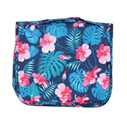Lógó kozmetikai táska - Hibiscus