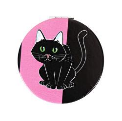 Oglindă rotundă - Cat