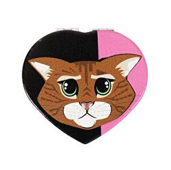 Tükör szív - Cat
