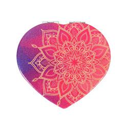 Szív tükör - Mandala