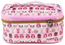 Kozmetikai táska bagoly