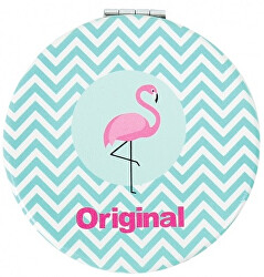 Dupla tükör - flamingó