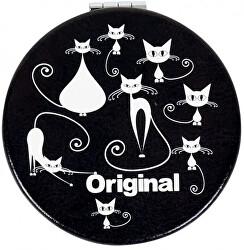 Dupla tükör - macskákkal