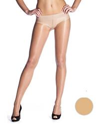 Dámské bokové punčochové kalhoty Almond