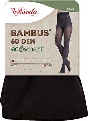 Dámske pančuchové nohavice Bambus 60 DEN Black