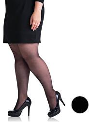 Dámské punčochové kalhoty Black
