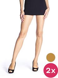 2 PACK - punčochové kalhoty Fly 15 DEN Amber BE250000-230