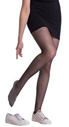 Dámske pančuchové nohavice Sneakerstyle 20 DEN Black BE225022 -094