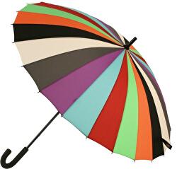 Dámsky palicový dáždnik Every day Multi colour umbrella