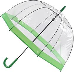 Dámský průhledný holový deštník