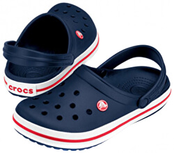Papuci de casă Crocband Navy 11016-410-M12