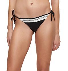 Dámske plavkové nohavičky String Side Tie Bikini KW0KW00931 -beh PVH Black