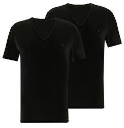 Set tricou pentru bărbați CK One S/S V Neck 2PK