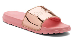 Dámské pantofle Cleo Powder Pink/metalic Pink