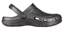 Pánské pantofle Jumper Black/Antracit