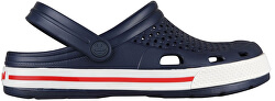 Sandale pentru bărbați Lind o Navy / White