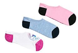3 PACK - Damen Socken