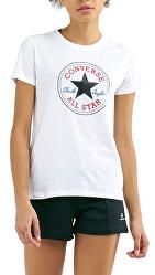 Tricou pentru femei Chuck Patch Nova Tee White