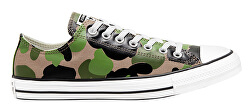 Tenisky Chuck Taylor All Star Black / Candied Ginger / White