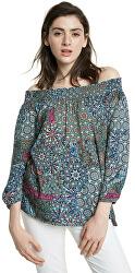 Bluză pentru femei Blus Maritsa Tutti Fruti 20SWBW65 9019
