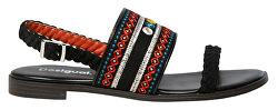Sandale pentru femei Shoes Mumbai Negro 20SSSA03 2000