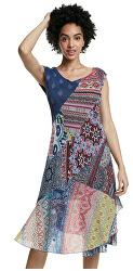 Dámske šaty Vest Monica Tutti Fruta 20SWVK90 9019