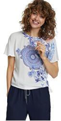 Tricou pentru femei Ts Bruselas Blanco 20SWTKA3 1000