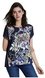 Tricou pentru femei Ts Edimburgo Navy 20SWTKBQ 5000