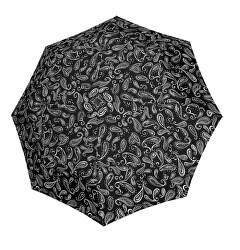 Női összecsukható esernyő Black&white