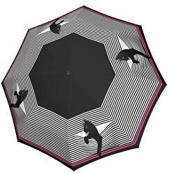Dámský skládací deštník Fiber Magic Special Cozy Cat