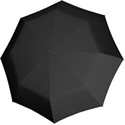 Bărbați pliabilă complet auto mat mat umbrelă Carbon Magic XM Business Uni Black