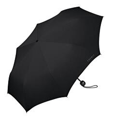 Női összecsukható esernyő Mini Basic Black