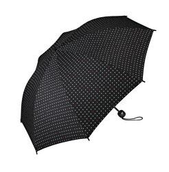 Mini Basic nyomtatott Umbrella Mini Basic nyomtatott pontokkal és szívvel