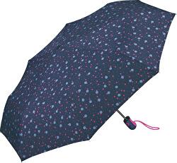 Dámský skládací deštník Easymatic Light Bouncing Dots