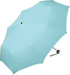 Női összecsukható esernyő Mini Alu Light Aqua Sky