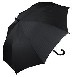 Pánský holový deštník Gents Long AC Needle Stripe Black