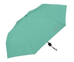 Összecsukható mechanikus esernyő Mini Basic Agate Green